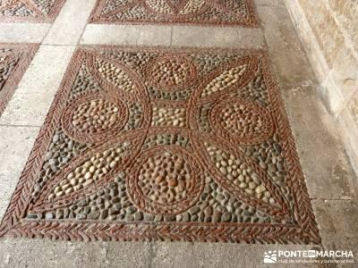 Yacimiento Clunia Sulpicia - Desfiladero de Yecla - Monasterio Santo Domingo de Silos - alfombra de